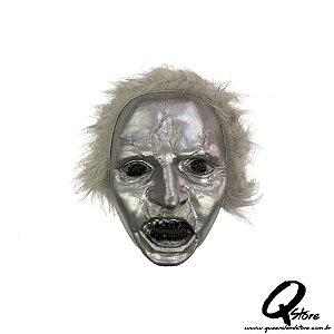 Máscara Vampiro Prateado mod 2 -Plástico