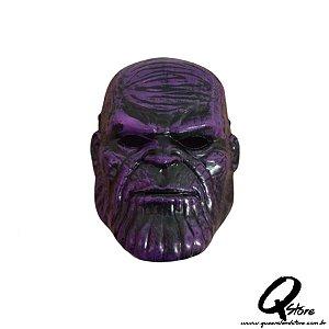 Máscara Thanos Adulto -Plástico