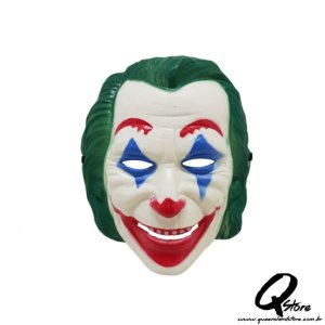Máscara Palhaço Coringa Adulto -Plástico