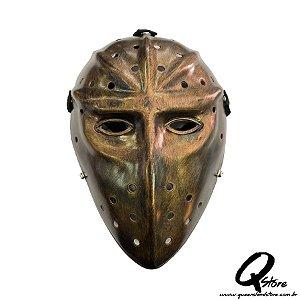 Máscara Espartano Cobre  -Plástico