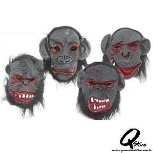 Máscara Macaco Tamanho Único Modelo Sortido- Unidade