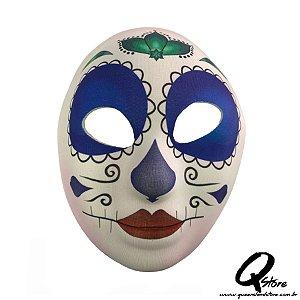Máscara Caveira Mexicana Mod 1