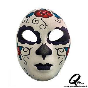 Máscara Caveira Mexicana Mod 2