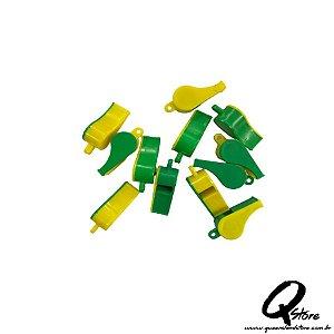 DUPLICADO - Vuvuzela Brasil Plástico Unidade