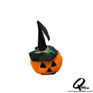Peso de Porta Abóbora Pequena 33 cm - Halloween