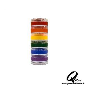 Tinta Cremosa c/ 6 cores - Edição Pride Colormake