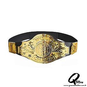 Cinturão de Boxe - World Champ