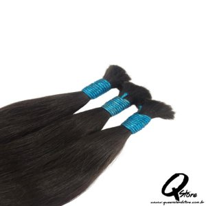 Cabelo Natural Indiano 45 cm - 100 Gr