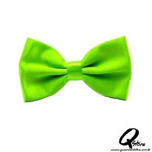 Gravata Borboleta Verde