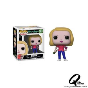 Pop! Beth: Rick and Morty #301