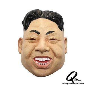 Máscara Látex Kim Jong Un