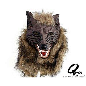 Máscara Lobo Mal