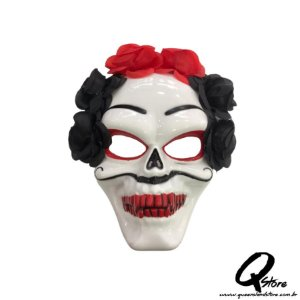 Máscara Caveira Mexicana