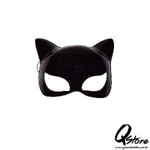 Máscara Mulher Gato Plástico