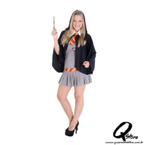 Fantasia Hermione Adulto - Harry Potter - Heat Girls