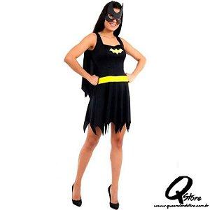 Fantasia Bat Girl Verão