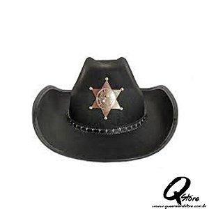 Chapéu Xerife Adulto