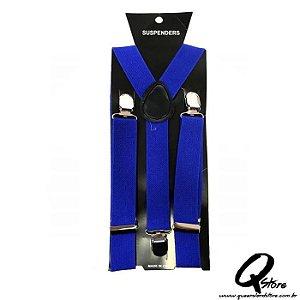 Suspensório- Azul Escuro