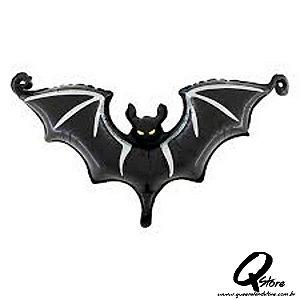 "Balão Metalizado Linky Scary Bat - Grabo Intl - 25"" (Aprox. 63 cm)"