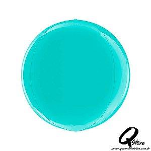 Balão Metalizado Globe Tiffany 4D – Grabo