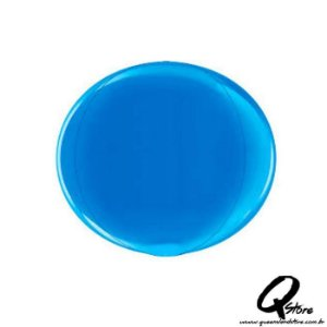 Balão Metalizado Globe Blue 4D – Grabo