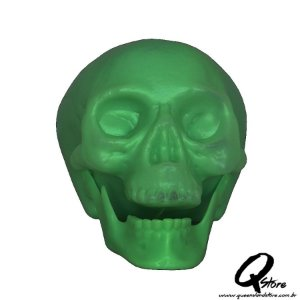 Crânio Neon Halloween