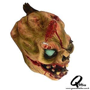 Máscara Abóbora Macabra