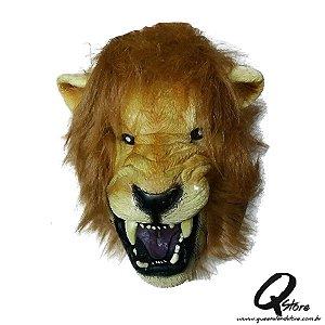Máscara De Leão Látex