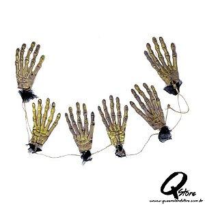 Varal de Mão Esqueleto