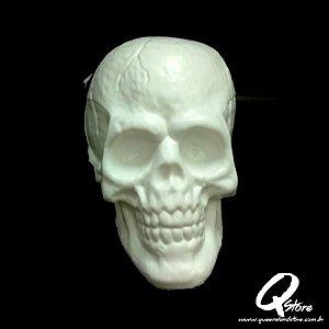 Crânio Caveira Led -Plástico