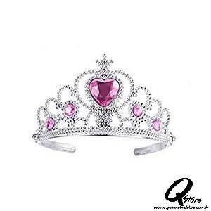Tiara Arco Princesa -Pink