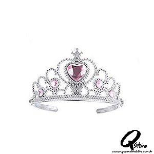Tiara Arco Princesa -Rosa