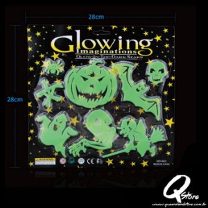 Glowing Imaginations Halloween - Brilha no Escuro