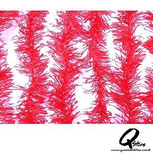 Marabu c/ Brilho 5 Unidades - Vermelho