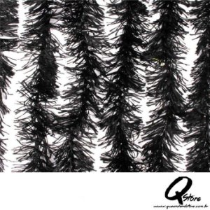 Marabu c/ Brilho 5 Unidades - Preto