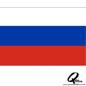 Bandeira Simples - Russia