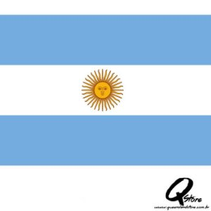 Bandeira Simples - Argentina