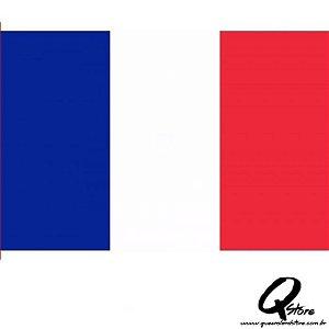 Bandeira Simples Tamanho GG  - França