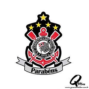 Painel EVA Corinthians -Parabéns