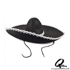 Chapéu Mexicano - Prata
