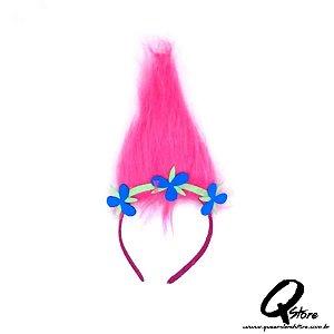 Tiara Trolls  Simples- Princesa Poppy