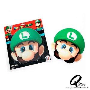 Máscara Luigi - Infantil
