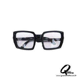 Óculos Chiquinha c/ Lente- Plástico