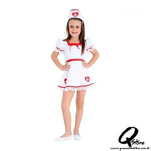 Fantasia Enfermeira - Infantil