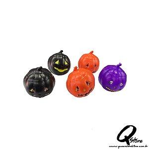Mini Abóboras c/ 5 peças coloridas