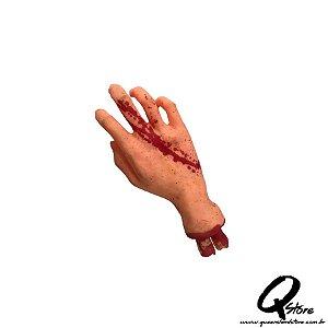 Mão Decepado Plástico