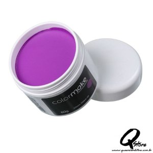 Colormake Clown Makeup Roxo - Tinta Cremosa 60g