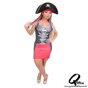 Fantasia Vestido Pirata