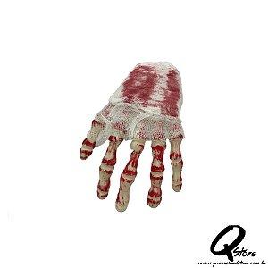 Tiara Presilha Mão Caveira