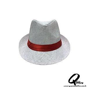 Chapéu Panamá Vermelho  - Unidade